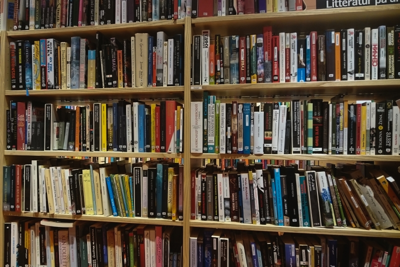 193 Biblioteket