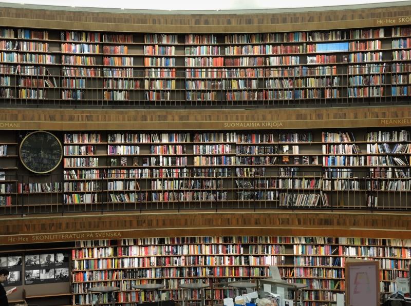 204 Bibliotek