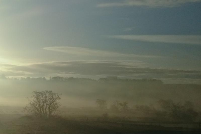 24 Misty morning