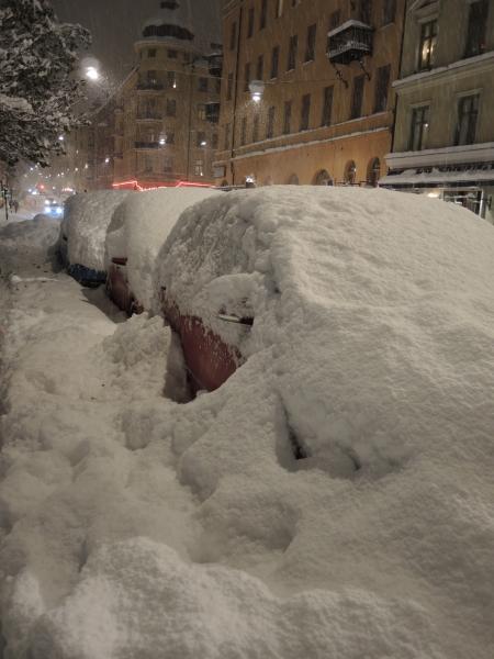 248 b mer snö