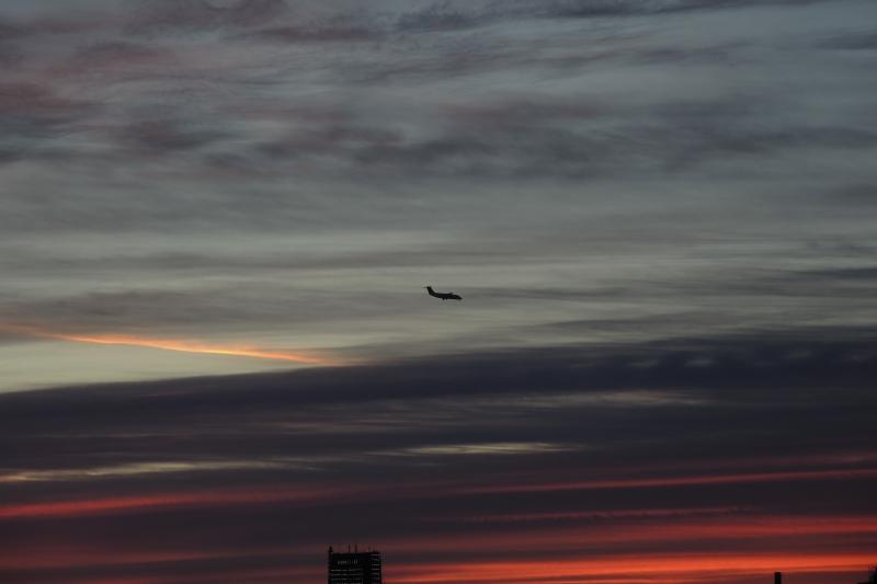 281 Solnedgång