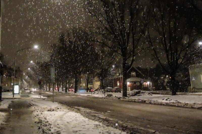 282 Snöfall