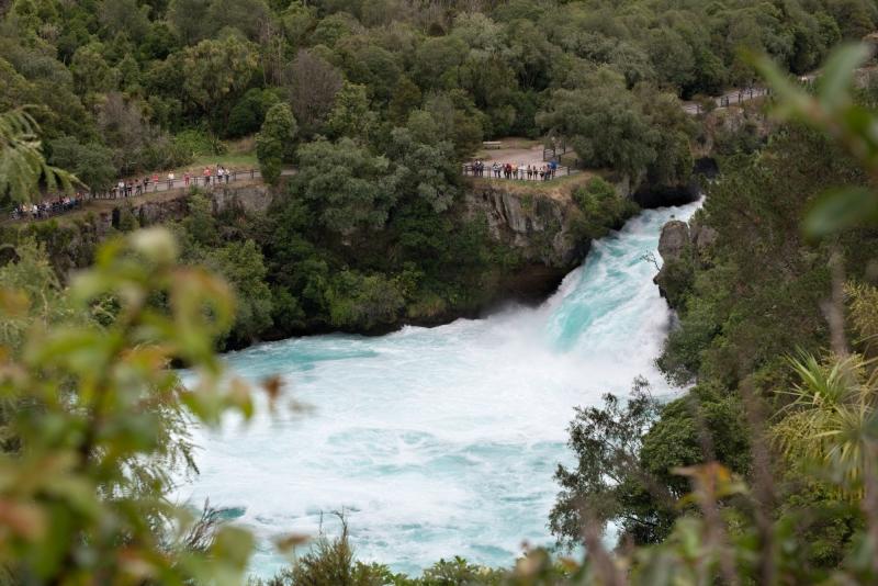 351 Huka Falls
